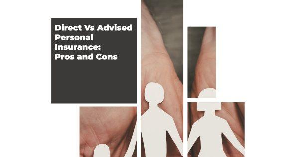 direct vs advised personal insurance
